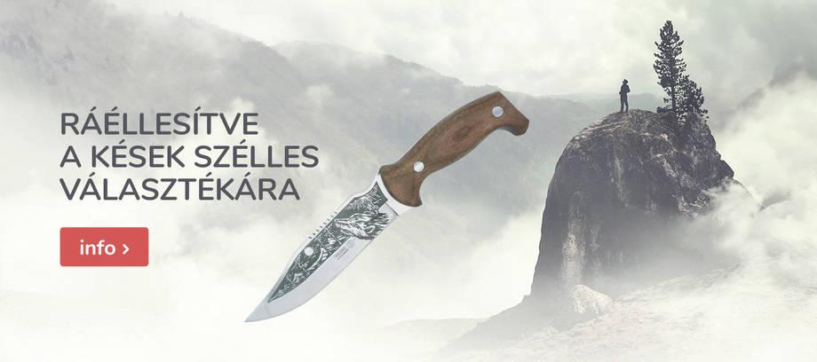Knives - Carousel HU