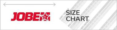 Jobe Skis Size Chart