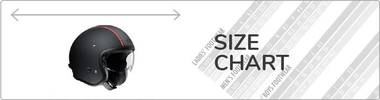 LS2 Helmets Size Chart
