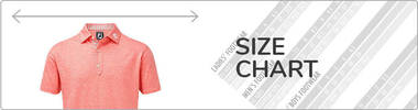 Callaway Size Chart
