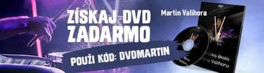 SK - DVD zadarmo - Martin Valihora
