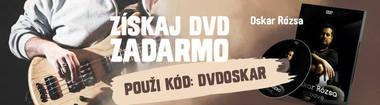 SK - DVD zadarmo - Oskar Rózsa