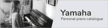Yamaha Personal Piano 2019