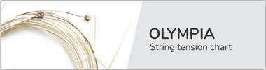 Olympia String Chart