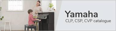 Yamaha CLP, CSP, CVP 2019