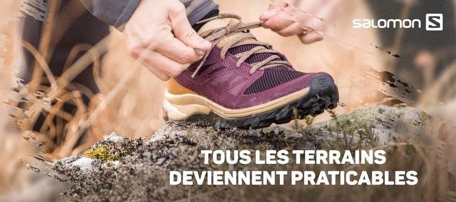 Salomon obuv - Carousel FR