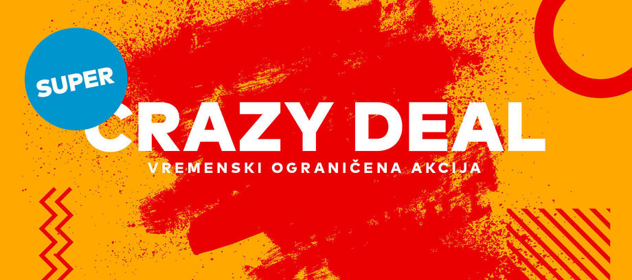 Super Crazy Deal 14.8.2020