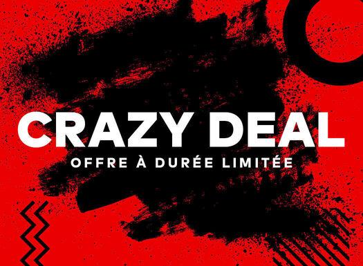 Crazy Deal - listing
