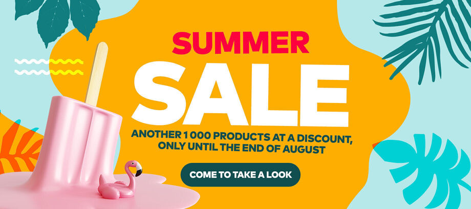 Summer Sale - carousel - 08/2020