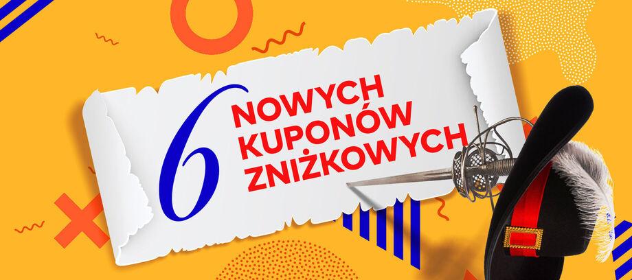 Mušketirske kupóny - carousel - 08/2020