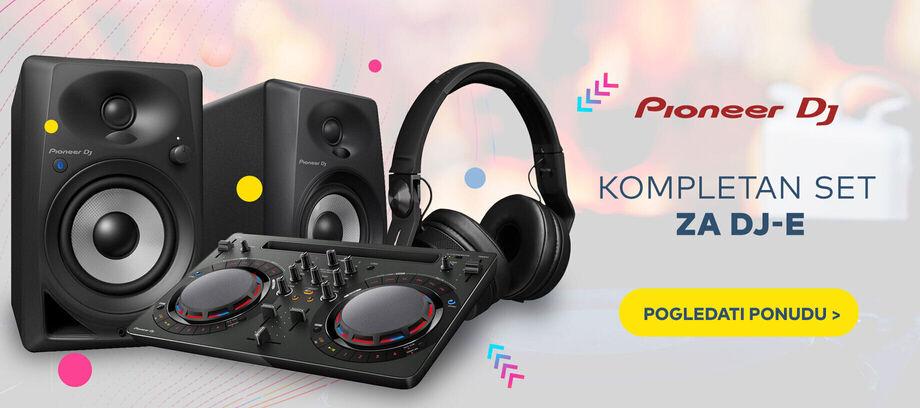 Pioneer DJ sety - carousel - 09/2020