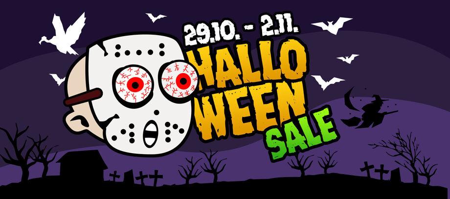 Halloween sale - carousel 11/2020