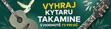 Vyhraj Takamine - product detail - 11/2020