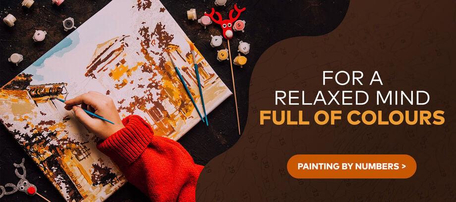 Malovanie podľa čísel - carousel - 12/2020