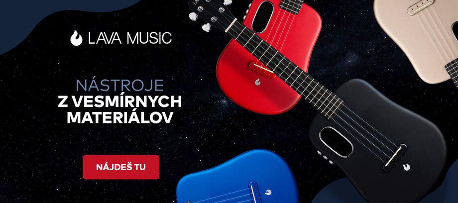 Lava music - carousel - 04/2021