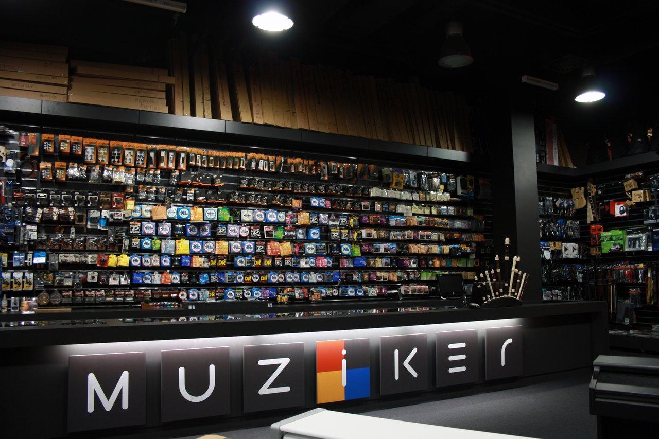 Musikladen Ostrava