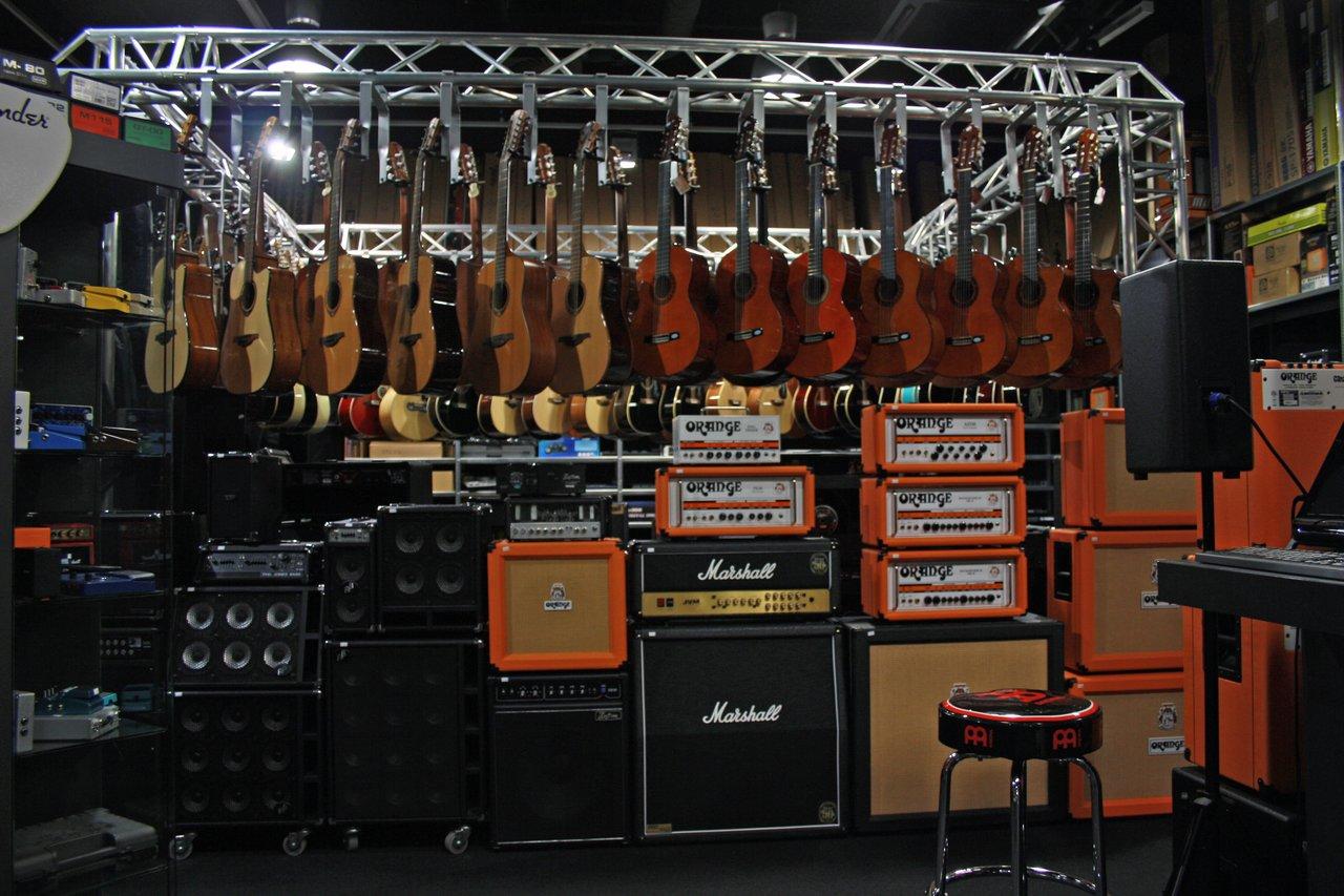 Hudobné nástroje Ostrava