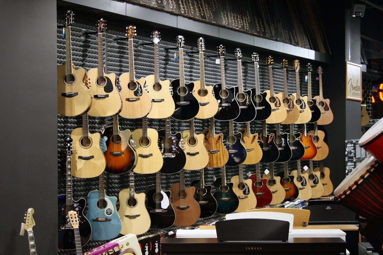 Musical Instruments Ostrava