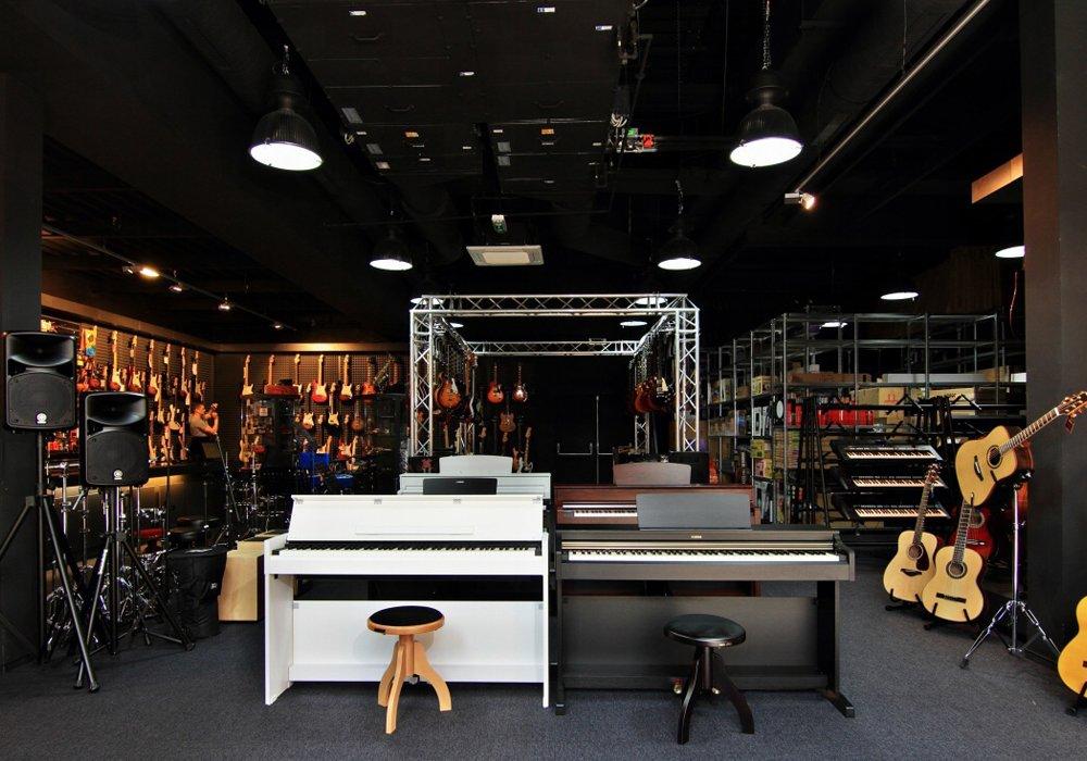 Musical Instruments Plzeň