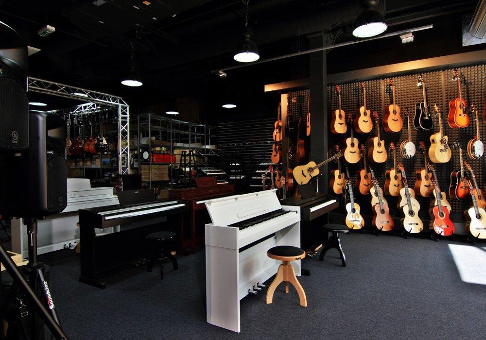 Instrumente muzicale Plzeň