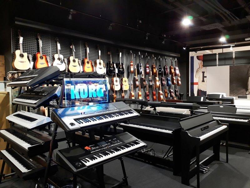 Instruments de Musique Praha - Centrum Chodov