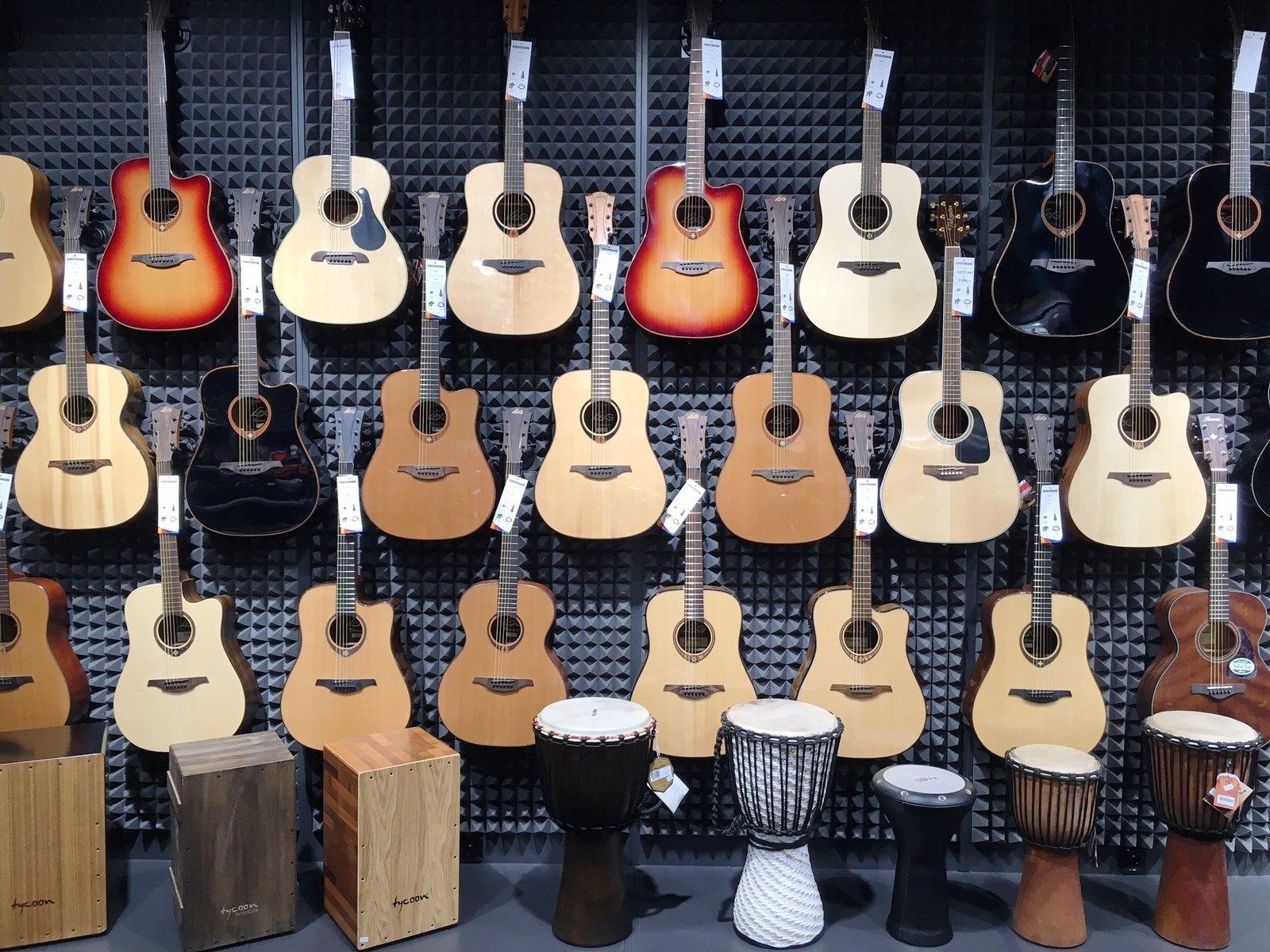 Musical Instruments Praha - Centrum Chodov