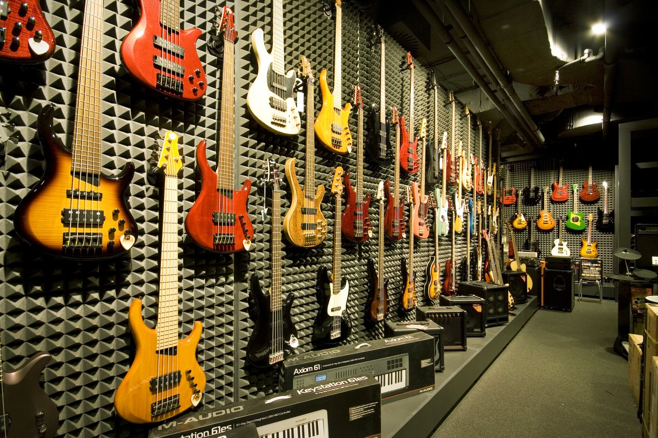 Musical Instruments Praha - Smíchov