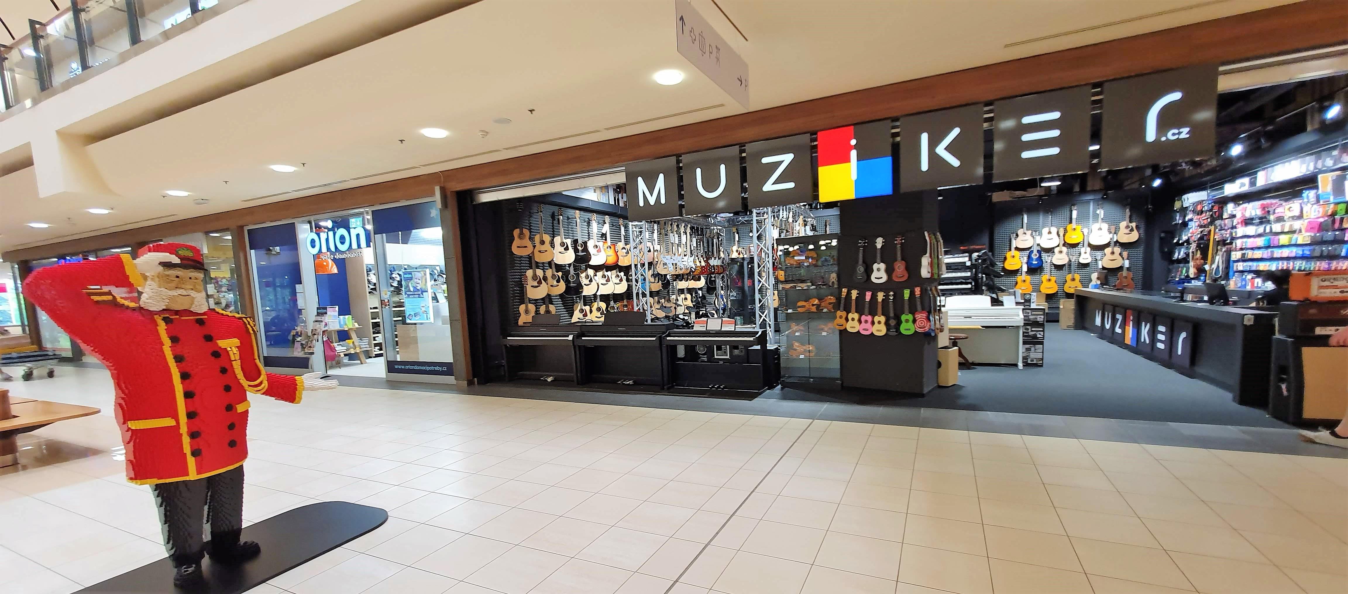 Hudební nástroje Liberec