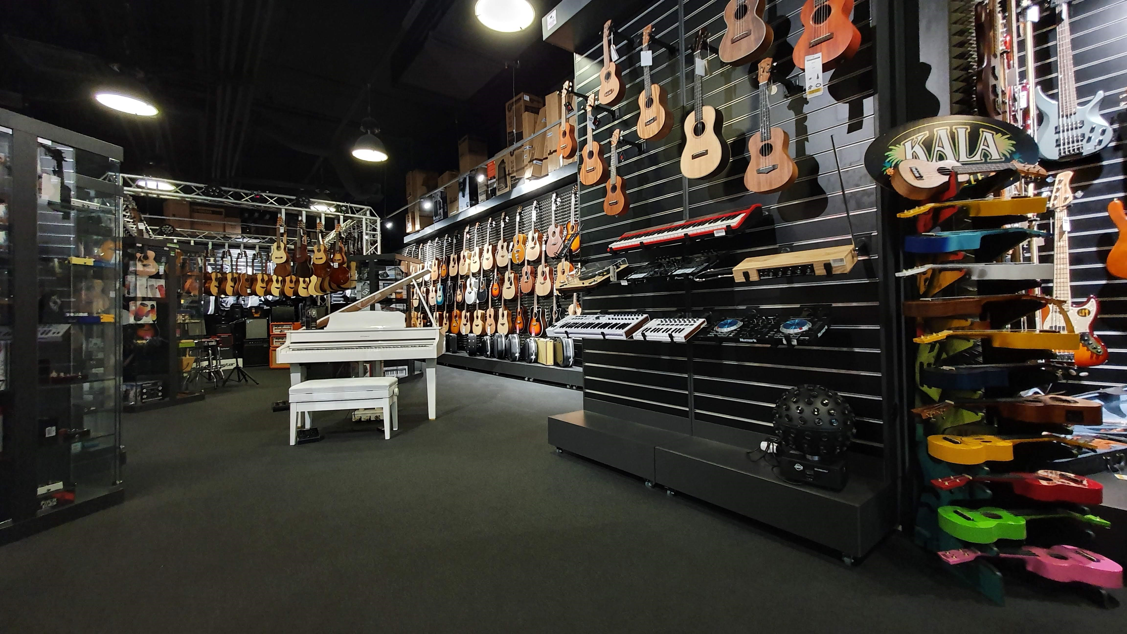 Instrumente muzicale Ostrava