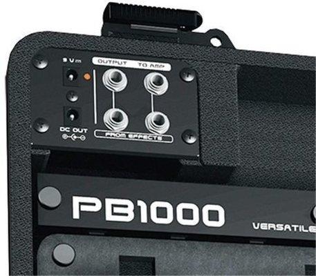 Behringer PB 1000 PEDAL BOARD