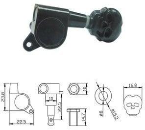 Dr.Parts EMH 7005 BK R 6