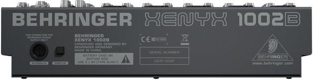 Behringer XENYX 1002 B