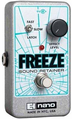 Electro Harmonix Freeze Sustain