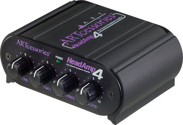 ART HEAD AMP 4