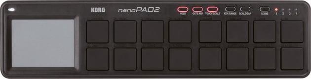 Korg nanoPAD2 BK