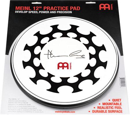 "Meinl MPP 12 TL Practice Pad 12"" Thomas Lang"