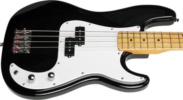 SX Vintage Precision Bass 57 BK