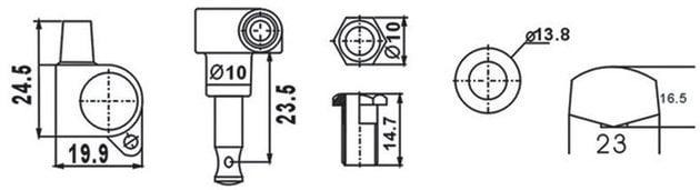 Dr.Parts AMH 7001 CR