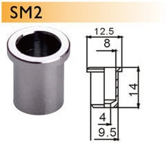 Dr.Parts SM 2 BK