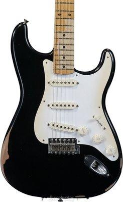 Fender Road Worn 50's Stratocaster MN Black