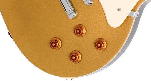 Epiphone Les Paul Standard Metalic Gold