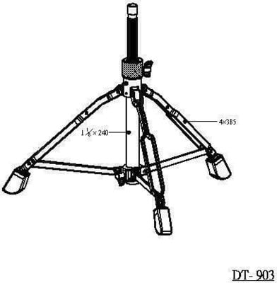 Stable DT 903 Drum Throne