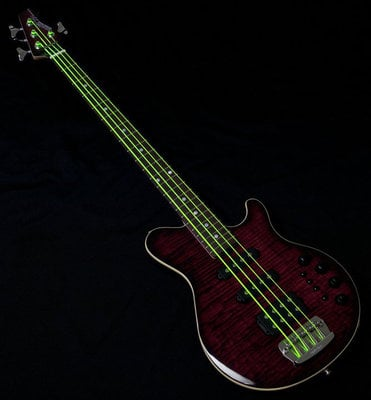 DR Strings DR Neon Green Pink 45