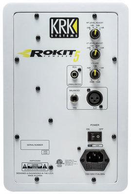 KRK Rokit 5 G3 White