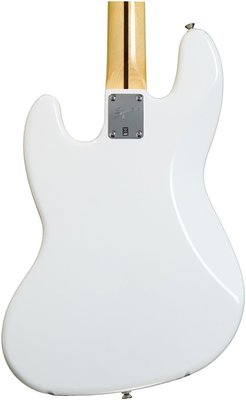 Fender Squier Vintage Modified Jazz Bass Olympic White