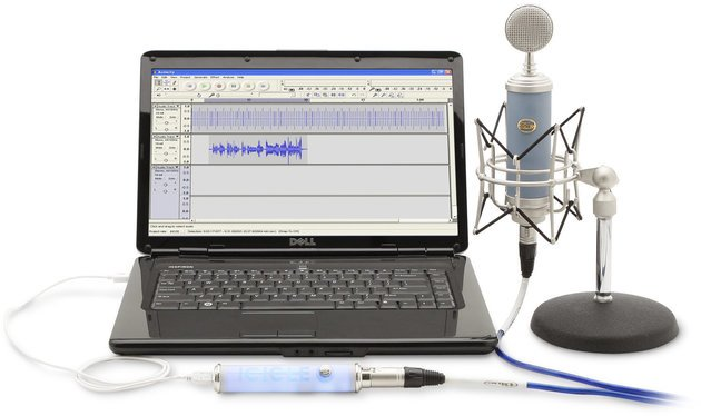 Blue Microphones Icicle Mic Preamp/USB Interface