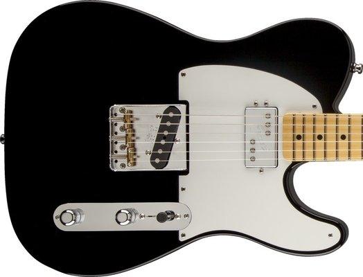 Fender Vintage Hot Rod '50s Telecaster Black