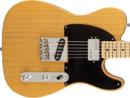 Fender Vintage Hot Rod '50s Telecaster Butterscotch Blonde