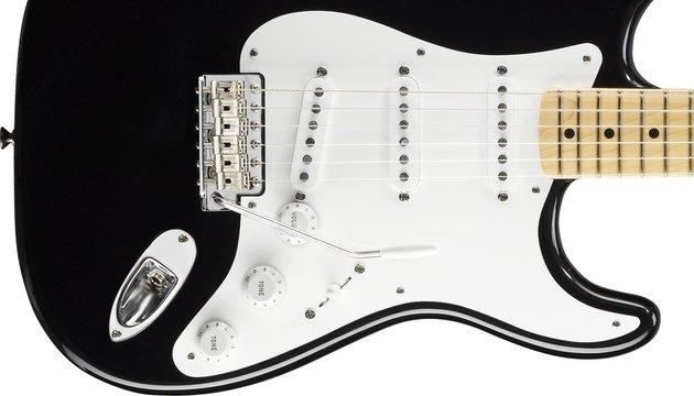 Fender American Vintage '56 Stratocaster Black