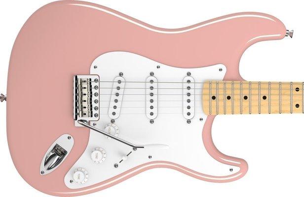 Fender American Vintage '56 Stratocaster Shell Pink